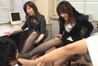 フリーダム女教師 学年主任女教師の最終通達 高坂保奈美・大友唯愛・吉澤レイカ